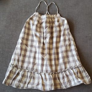 Sparkley Baby Gap Spaghetti-Strap Tunic Dress